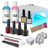 CCO Deluxe Winter Kit - Gel Nail Varnish