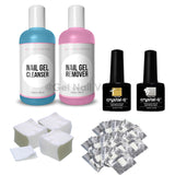 Crystal-G Deluxe Replenish Kit - Gel Nail Varnish