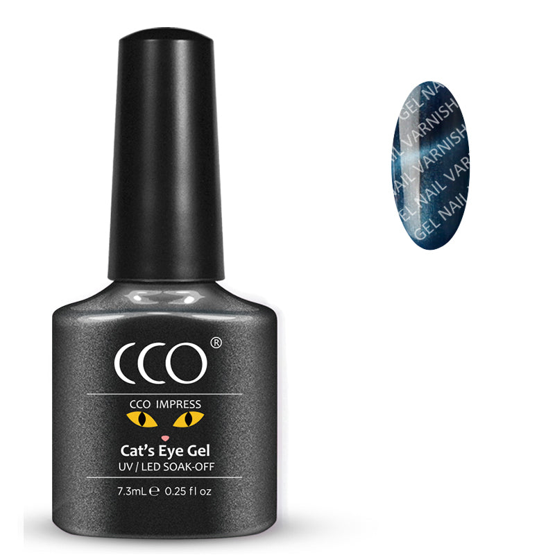 CCO Blue Eyes 03 freeshipping - Gel Nail Varnish