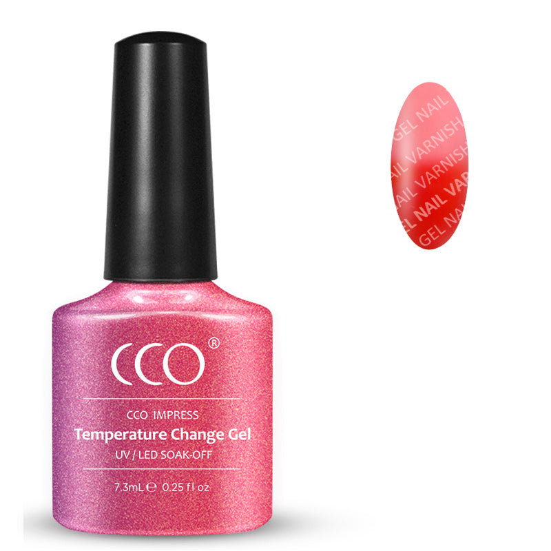 CCO Champagne Enticement 53 freeshipping - Gel Nail Varnish