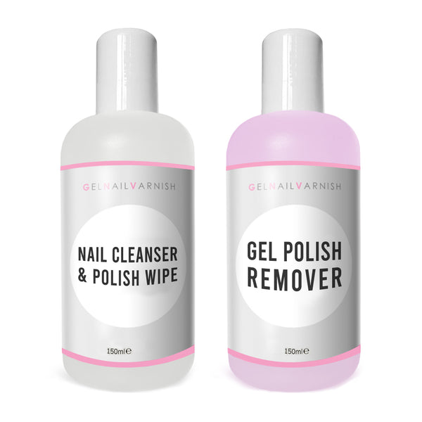 150ml GNV Nail Cleanser & Gel Polish Remover