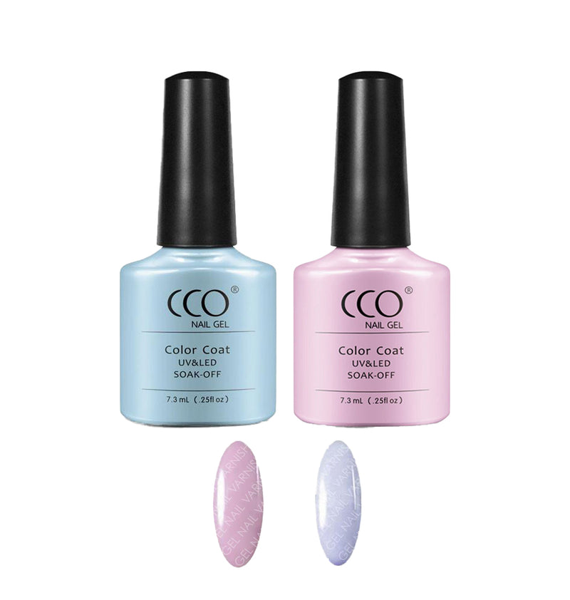 CCO Creek Pop Duo freeshipping - Gel Nail Varnish