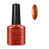 CCO Fine Vermilion - Gel Nail Varnish
