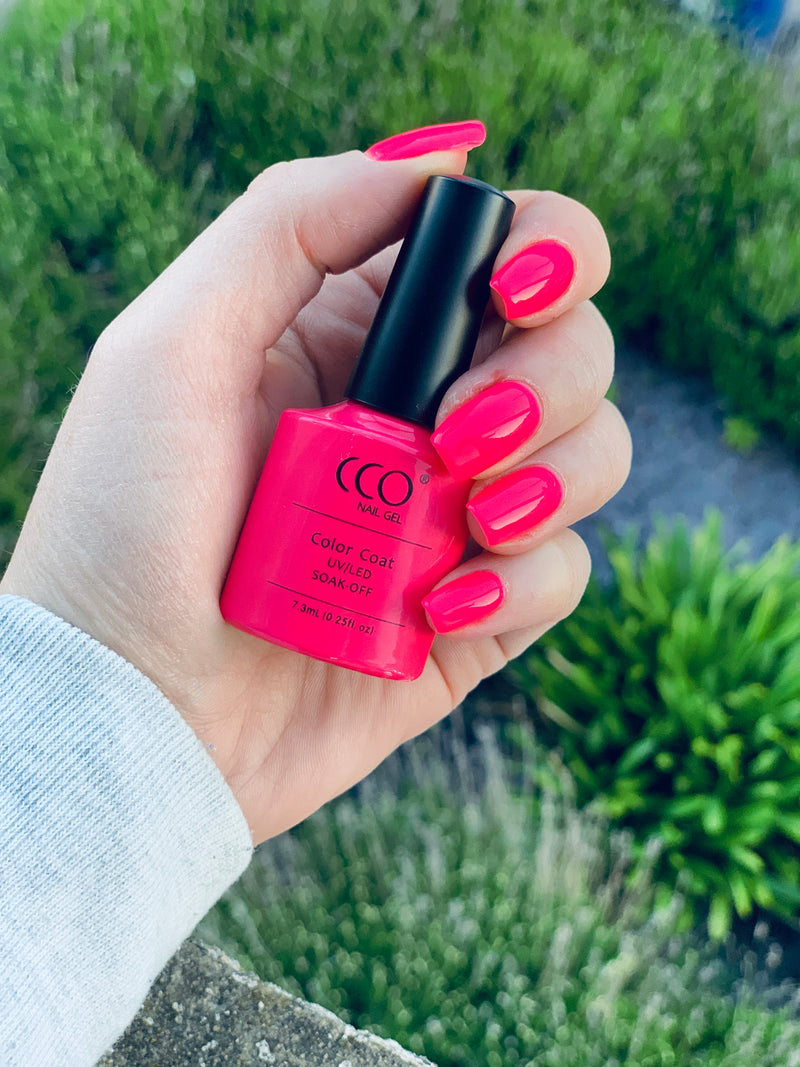 CCO Pink Gin freeshipping - Gel Nail Varnish