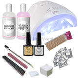 CCO Deluxe Kit - 24W/48W  2 in 1 LED/UV Nail Lamp