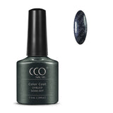 CCO Overtly Onyx - Gel Nail Varnish