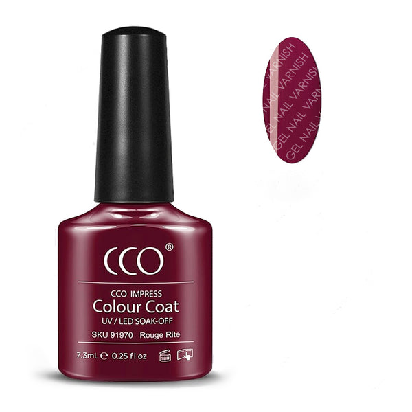 CCO Rouge Rite freeshipping - Gel Nail Varnish