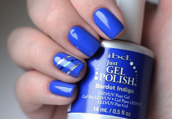 Ibd Just Gel Bardot Indigo