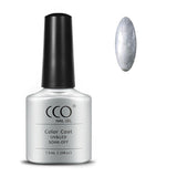CCO Silver Chrome - Gel Nail Varnish