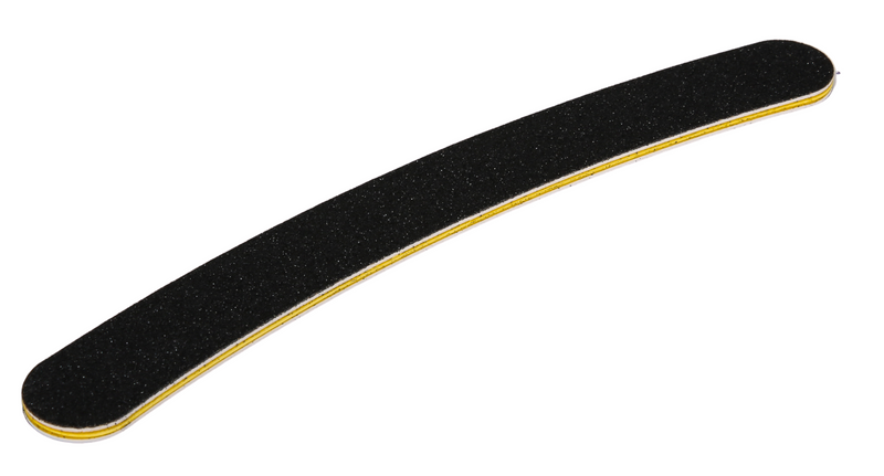 The Edge - Duraboard Curved 100/180 Grit Nail File