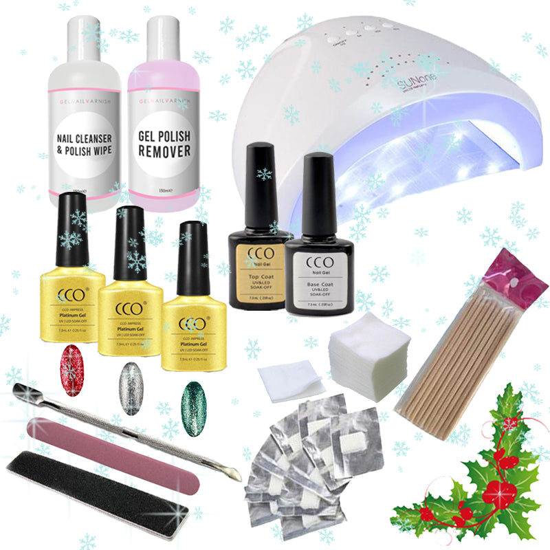 CCO Deluxe Christmas Platinum Kit