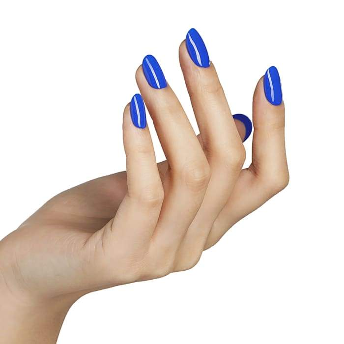Bluesky Blue Bamboo freeshipping - Gel Nail Varnish
