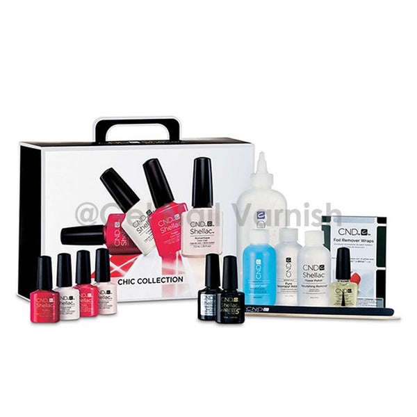 CND Chic Collection Kit