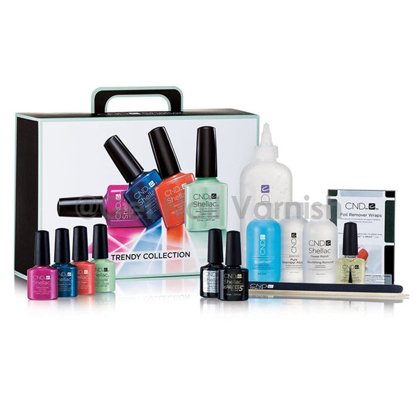 CND Trendy Collection Kit
