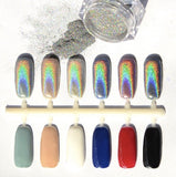 Holographic Powder Pot - Gel Nail Varnish