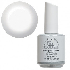 Ibd Just Gel Whipped Cream freeshipping - Gel Nail Varnish