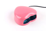 Pink Led Heart Lamp