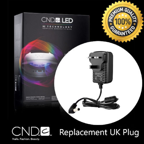 CND UK Plug Replacement Adapter