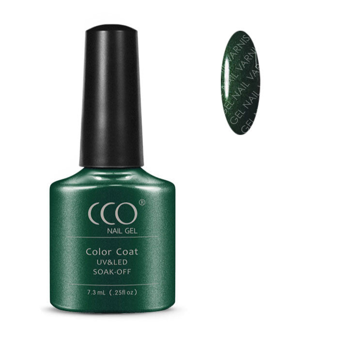 CCO Serene Green - Gel Nail Varnish