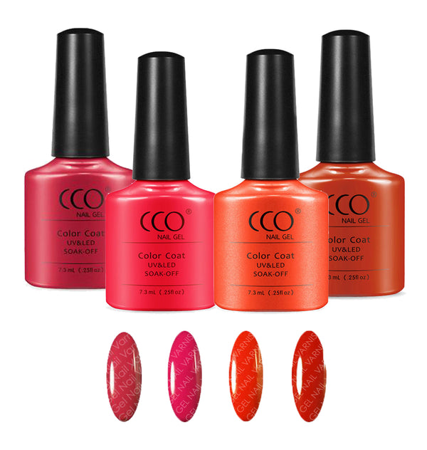 CCO Coral Collection freeshipping - Gel Nail Varnish