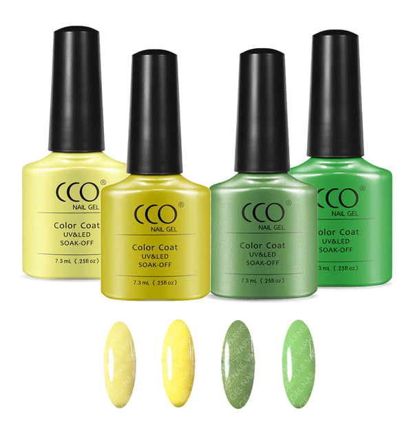 CCO Spring Collection - Gel Nail Varnish