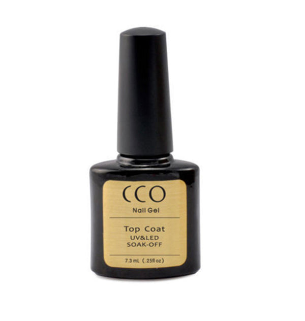 CCO Top Coat - Gel Nail Varnish