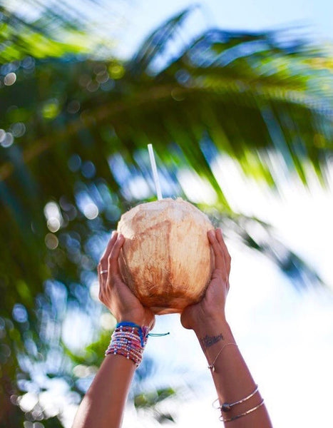 Organic Coconut Water Benefits For Skin And Hair
