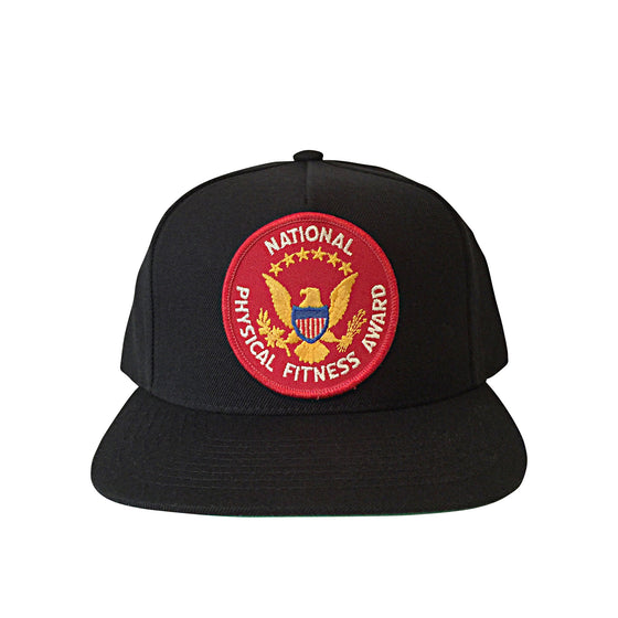National Physical Fitness Award Snapback Hat Limited Edition - Organic Bloom Max