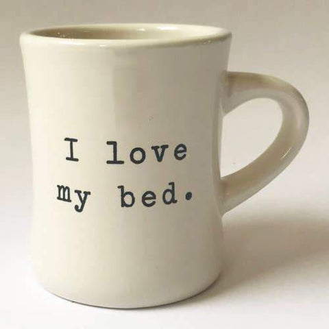 Stash Style - My Bed - Mug