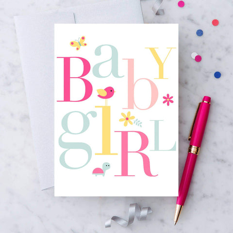 "Design With Heart - ""Baby Girl"""