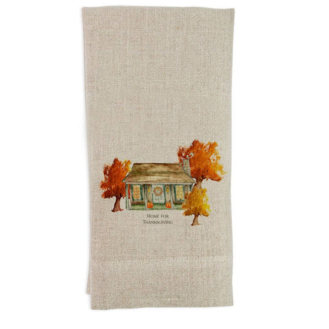 French Graffiti - Home For Thanksgiving Guesttowel