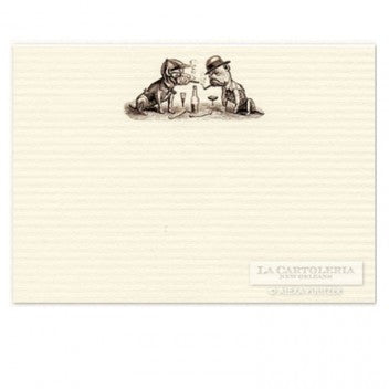 Alexa Pulitzer Bulldogs Note cards