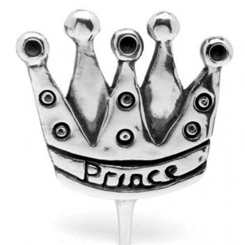 Metal Morphosis Birthday Candle Holder-prince