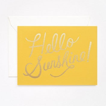 Rifle Paper Co. Hello Sunshine Notecards
