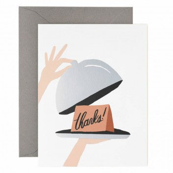 Rifle Paper Co. Hostess Thank You Card-boxed
