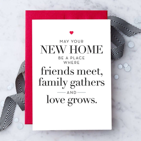 "Design With Heart - ""New Home"""