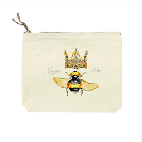 French Graffiti - Cosmetic Bag Queen Bee