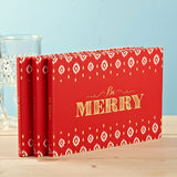 Be Merry Inspirational Book