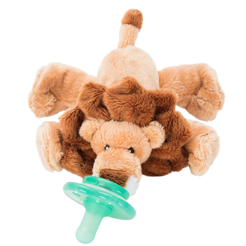 Nookums-Paci-Plushies Buddies-Leo Lion