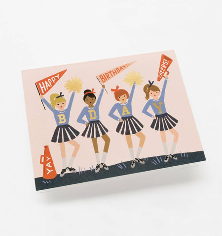 Rifle Paper Co. Birthday Cheer Card