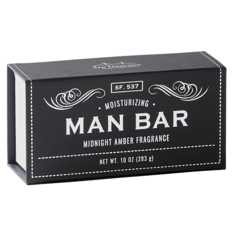 Man Bar-Midnight Amber