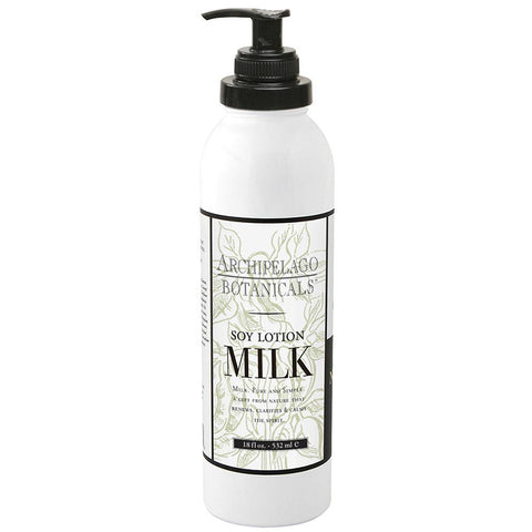 Archipelago 18oz Soy Milk Body Lotion