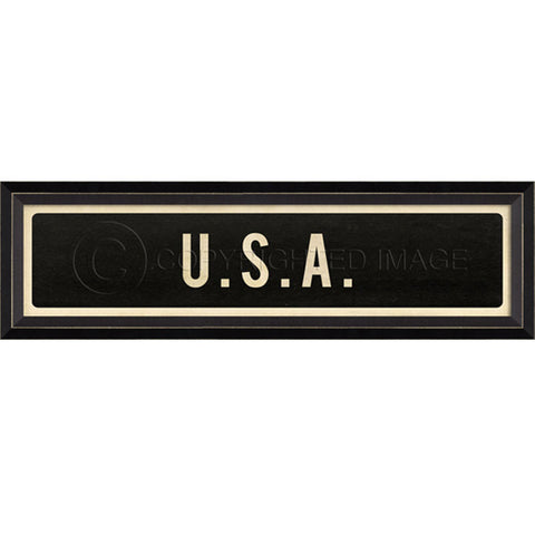 Street Sign Wall Decor-USA