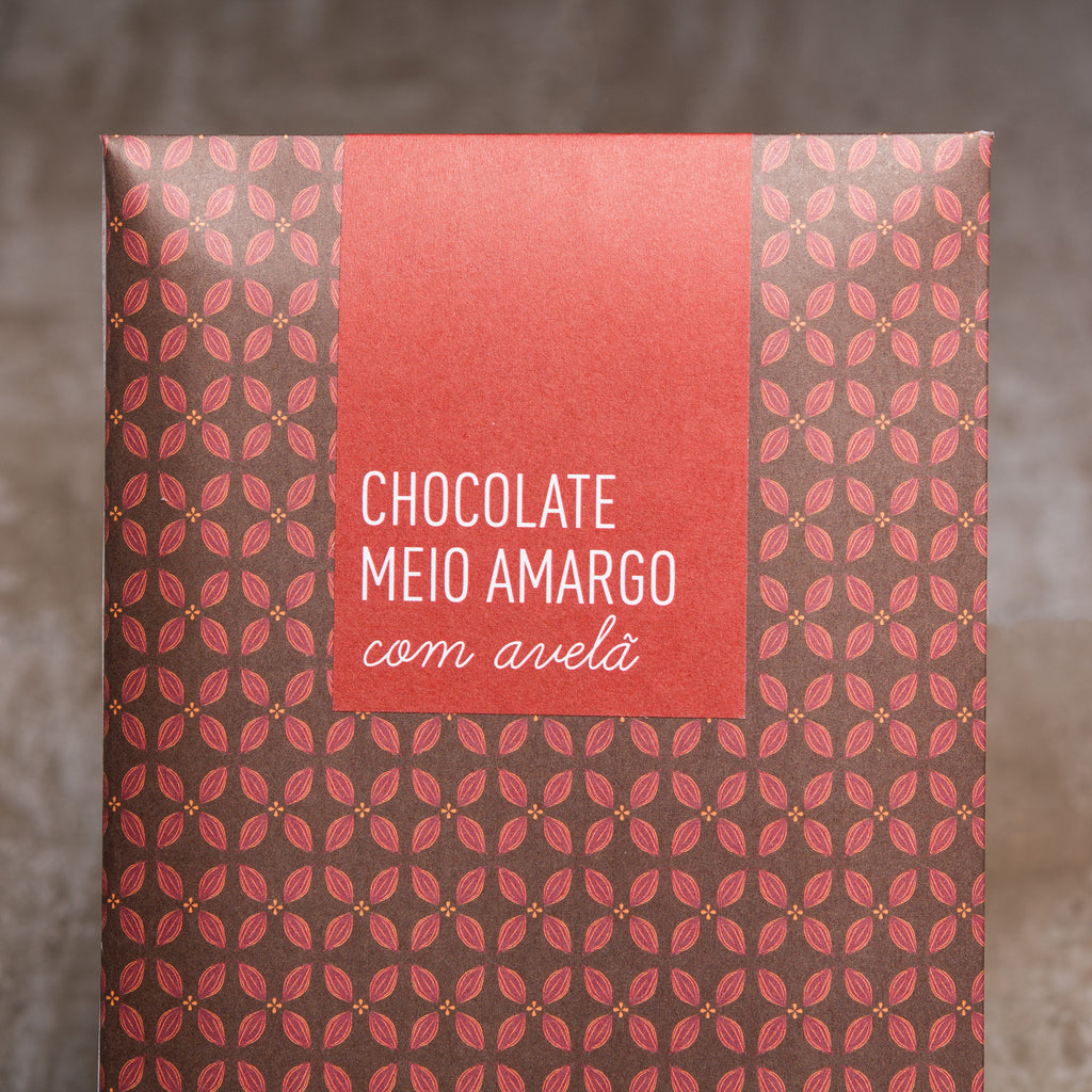 Barras de Chocolate Amargo