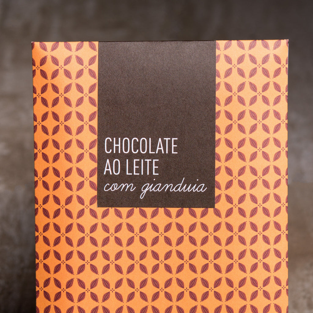 Barras de Chocolate ao Leite