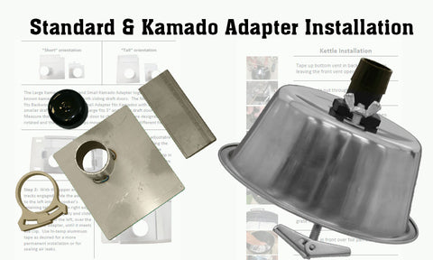 Standard and Kamado Installation Manual