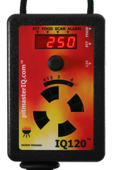 Image of the IQ120 Automatic Barbecue Temperature Controller made by pitmasterIQ.