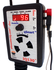 Image of the IQ130 Automatic Barbecue Controller made by pitmasterIQ.