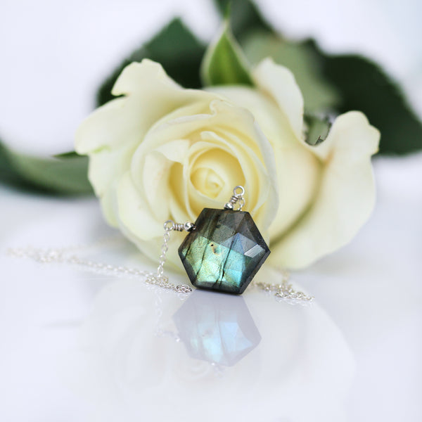 blue labradorite jewellery