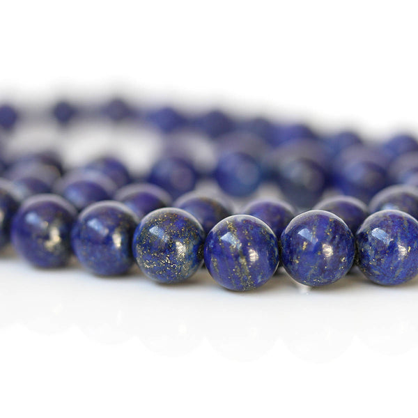 statement jewellery lapis lazuli necklace
